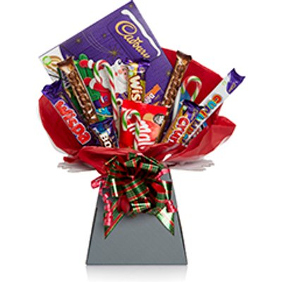Love You! Chocolate Bouquet