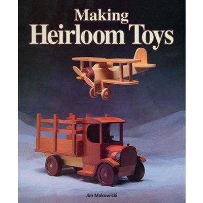 Making Heirloom Toys by Jim Makowicki - HB151