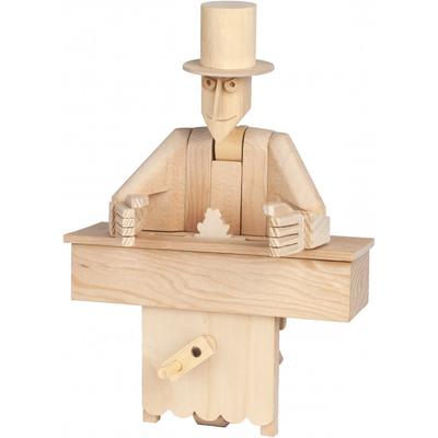 Timberkits Magician Educational Timber Wood Automation Kit - TK/45