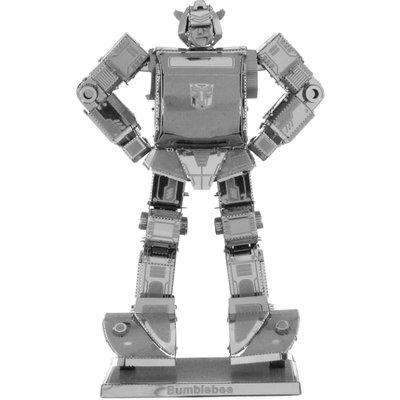 Metal Earth Transformers Bumblebee 3D Metal Model Kit - MMS301