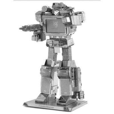 Metal Earth Transformers Soundwave 3D Metal Model Kit - MMS302