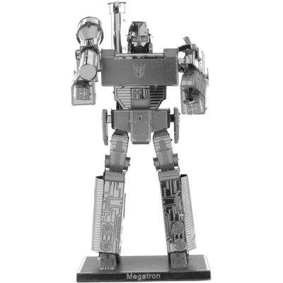 Metal Earth Transformers Megatron 3D Metal Model Kit - MMS303