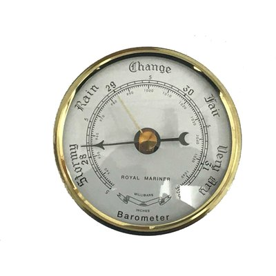 Weather Monitoring Instruments - Barometer 70mm - 951749