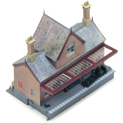 Hornby Booking Hall - R8007