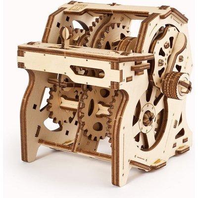 UGears Gearbox Educational Wooden Kit - U70131