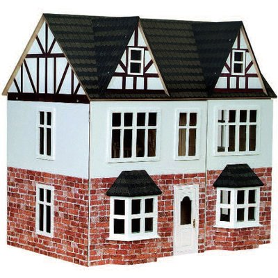 Orchard Avenue Ready to Assemble Dolls House - Orchard Avenue Dolls House Kit - DH034P