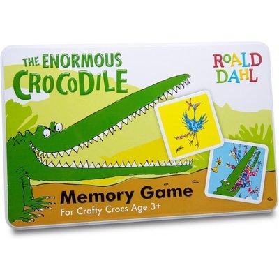 Enormous Crocodile Memory Game - PLG7055