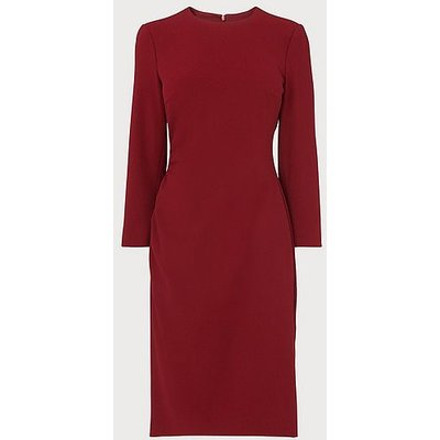 Hollie Red Dress, Ruby