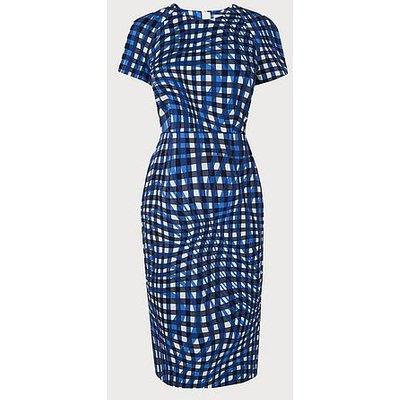 Kaleigh Blue Dress, Blue Multi