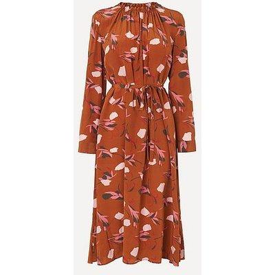 Yadis Rust Dress, Rust