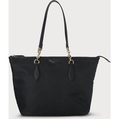 Brooke Black Tote Bag