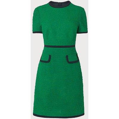 Anita Green Tweed Dress, Green