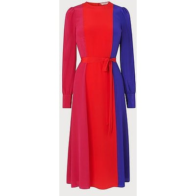 Hanbury Multi Silk Dress, Multi