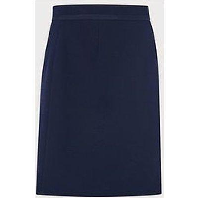 Nolan Navy Skirt, Midnight
