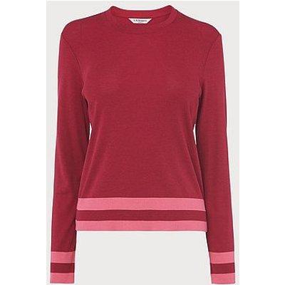 Mimi Pink Jersey Top