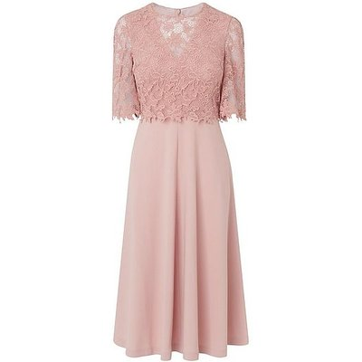 Etta Blush Dress, Blush
