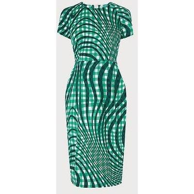 Kaleigh Green Dress, Green