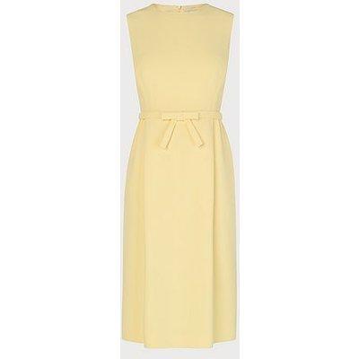 Georgia Sherbet Polyester Viscose Elastan Dress, Sherbet