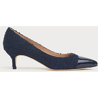 Audrey Navy Tweed Courts