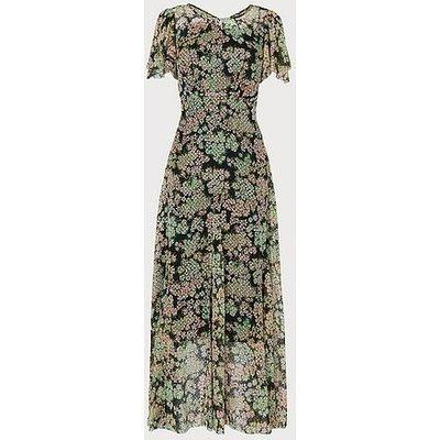 Amelia Multi Silk Dress, Multi
