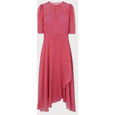 Gainsbury Red Multi Dress, Red Multi