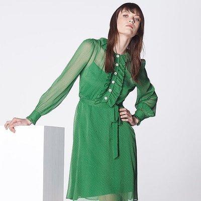 Honor Green Dress, Green