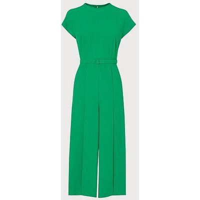Manon Bright Green Mix Jumpsuit, Bright Green
