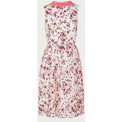 Rita Multi Silk Dress, Multi