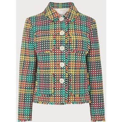 Bonnie Multi Tweed Jacket, Multi