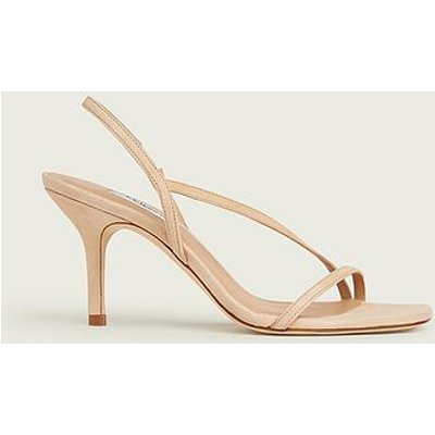 Neave Beige Suede Strappy Sandals, Trench