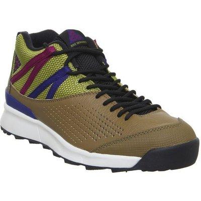 Nike Okwahn Ii GOLDEN BROWN DEEP ROYAL BLUE BERRY QS,Brown
