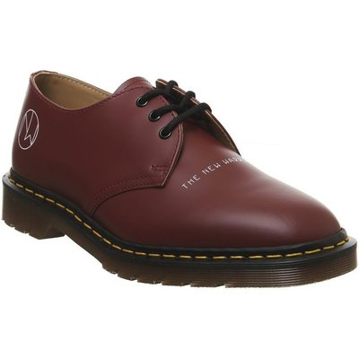 Dr. Martens 1461 Undercover CHERRY RED,Red