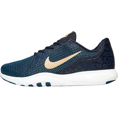 Women's Nike Flex 7 Running Shoes - Navy/Blue, Navy/Blue