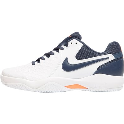 Nike Court Air Zoom Resistance Tennis Shoes - White, White