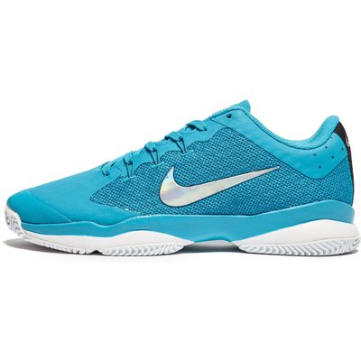 Womens Blue Nike Court Air Zoom Ultra Hard Court Tennis Shoes