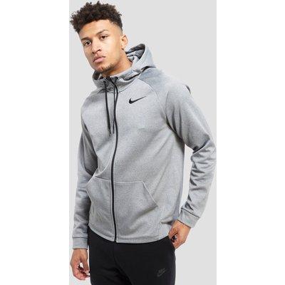 Nike Train Full Zip Hoodie - Grey, Grey