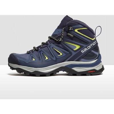 Women's Salomon  X ULTRA 3 MID GTX HIKING BOOTS - Dark Blue, Dark Blue