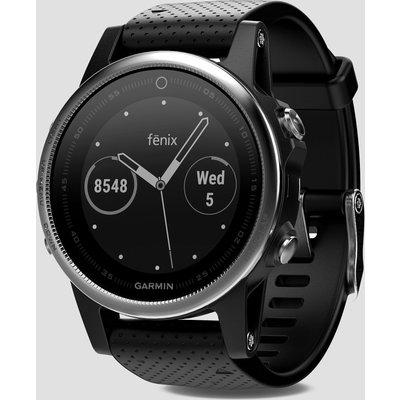 Garmin fenix 5S Multisport GPS Watch - Black, Black