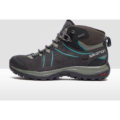 Salomon ELLIPSE 2 MID LTR GTX Hiking Boots - Black/Grey, Black/Grey