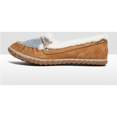 Women's Sorel Out N About Felt Slippers - Brown, Brown