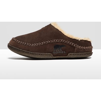 Men's Sorel Falcon Ridge Slippers - Brown, Brown