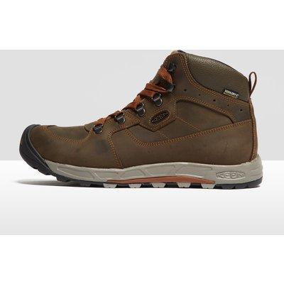 Men's Keen Westward Leather Waterproof Boots - Olive, Olive