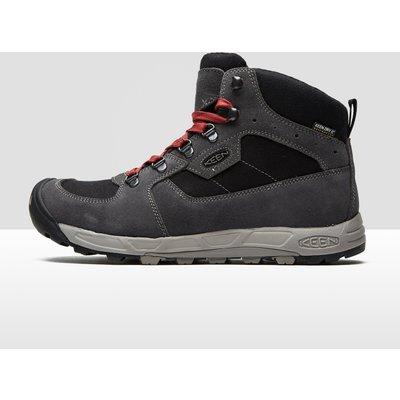 Men's Keen Westward Waterproof Hiking Boots - BLACK/BLACK, BLACK/BLACK