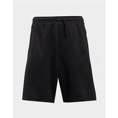 Nike Taped Shorts - Black/White - Mens, Black/White