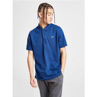Lacoste Alligator Short Sleeve Polo Shirt - Blau - Mens 8eada1c300