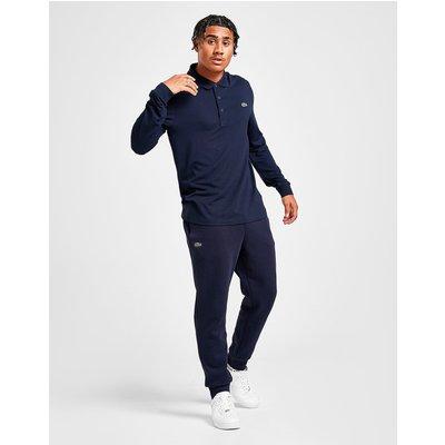 LACOSTE Lacoste Slim Cuffed Fleece Pants - Blau - Mens, Blau