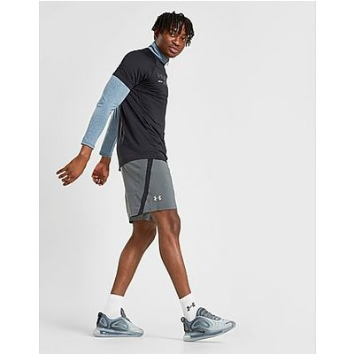"""Under Armour Launch 9"""" Shorts - Black - Mens, Black"""