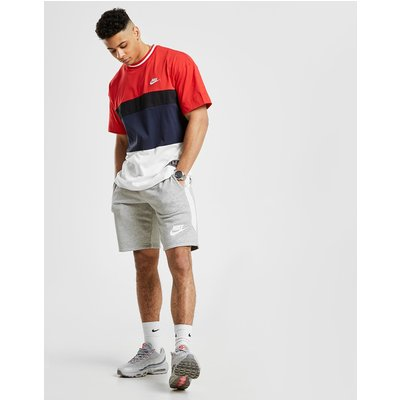 NIKE Nike Hybrid Fleece Shorts Herren - Only at JD - Grau - Mens, Grau