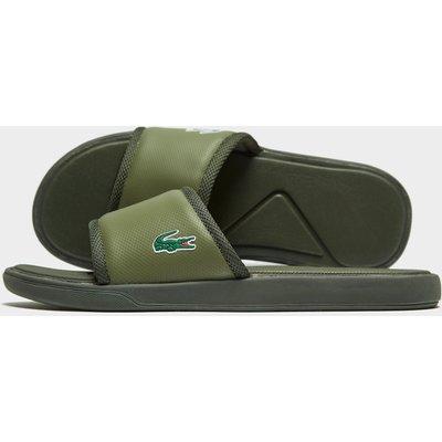 LACOSTE Lacoste L30 Slides Herren - Only at JD - Olive - Mens, Olive