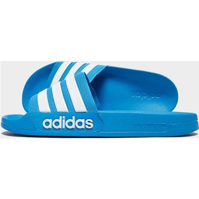 ADIDAS adidas Originals Adilette Cloudfoam Slides - Only at JD - Blau - Mens, Blau
